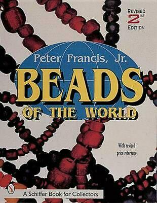 Beads of the World by Peter Jr. Francis (English) Paperback Book Free Shipping!