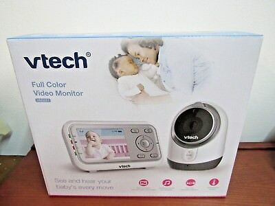 NEW Vtech Full Color Video Monitor VM3251 FREE Shipping!