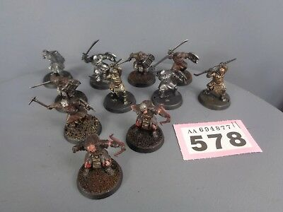 Warhammer Hobbit Lord Of The Rings Mordor Orcs Clearance 578