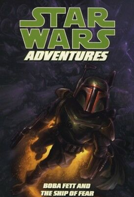 Star Wars Adventures (vol.5): Boba Fett and the Ship of Fear (Pap. 9781848566101
