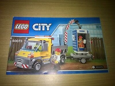 lego city instructions free