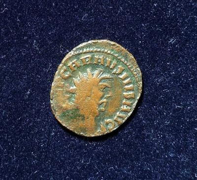 ROMAN COIN of CARAUSIUS -  good quality - detecting find