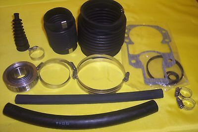 Mercruiser Bellows W Bearing, shift cable,adhesive, 1970-90 aftermarket