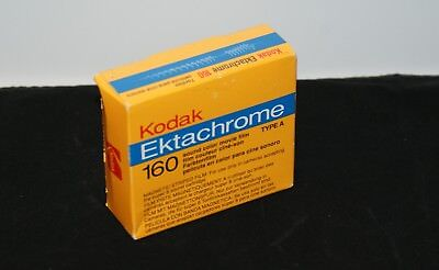 Vintage Kodak Ektachrome 160 super 8 Sound color movie film 1996 Expired