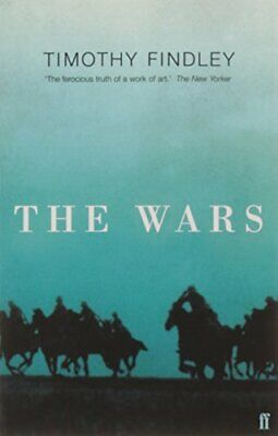 The Wars by Findley, Timothy Paperback Book The Cheap Fast Free Post