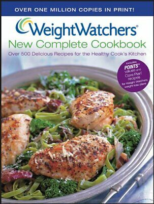 Weight Watchers New Complete Cookbook by Weight Watchers Book The Cheap Fast