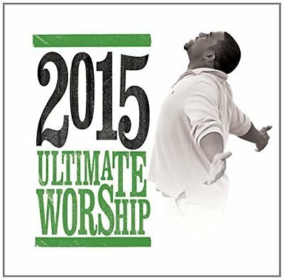 Various Artists - Ultimate Worship 2015 - Various Artists CD 72VG The Cheap Fast