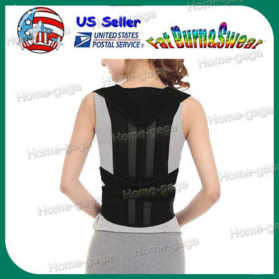 Lumbar Lower Back Support Belt Brace Body Pain Relief Gym Training Weight Loss