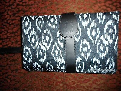 Eddie Bauer Travel Baby Diaper Changing Pad Compact Foldable Clutch NWOT