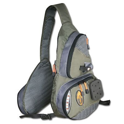 X-Version Fly Liberty Chest Pack - Triangle - Fliegenfischer Rucksack Tasche