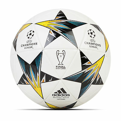 Adidas CHAMPIONS LEAGUE Final 2018 Finale Kiev Capitano Size 3,4 or 5 (120419)