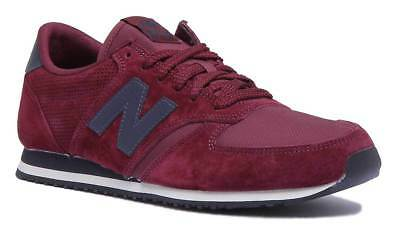 SCARPE NEW BALANCE U420 CLASSICS TRADITIONNELS MODA UOMO FASHION OVERCAST
