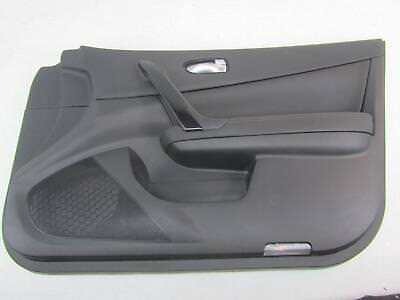 29d8566a80aed6 09 CADILLAC STS Black Ebony Leather RF Right Front Passenger Door ...