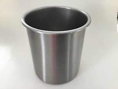 Vollrath Stainless Steel Bain Marie Pot 78730 3.5 qt 3-1/2 Quart NSF