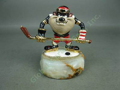 1994 Limited Edition Ron Lee Taz on Ice LT360 Looney Toons Sculpture #421/1,200