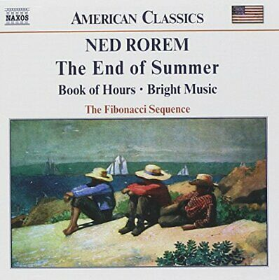 Rorem - Chamber Works -  CD UHVG The Cheap Fast Free Post The Cheap Fast Free