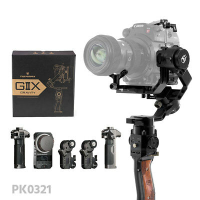 TiLTA GR-V02 Gravity G2X ANGLED 3-Axis Handheld Gimbal System W/ Nucleus-M
