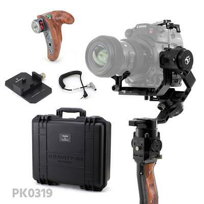 TiLTA GR-V02 Gravity G2X Panasonic Bundle Kit ANGLED 3-Axis Handheld Gimbal