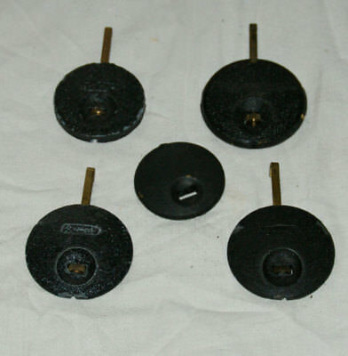 Collection Of Vintage Mantel Clock Pendulums - SMITHS