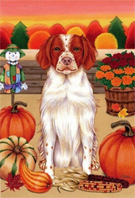 Large Indoor/Outdoor Autumn Flag - Brittany (TP) 67071