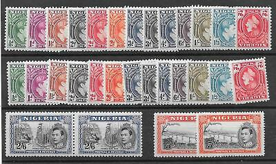 Nigeria stamps Collection of 30 stamps MNH/MLH HIGH VALUE!