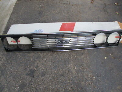 Fiat 131 Grille Nos Nice!!  Fiat 131 Station Wagon In The Box New Super Nice !!