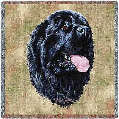 Lap Square Blanket - Newfoundland by Robert May 1155