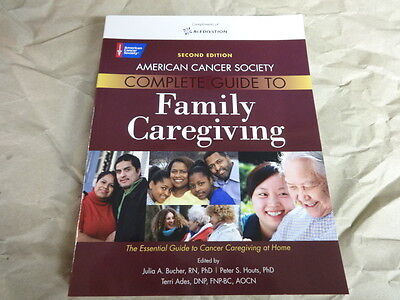 Family Caregiving For Care At Home Of Cancer By American Cancer Society
