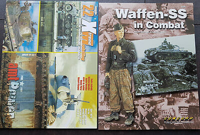 Concord Publications Waffen XX in Combat und Xtreme Modelling