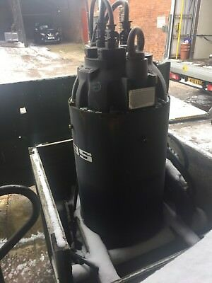 Abs Submersible Sewage Pump Water Pump Big 50 Kw New Sump Slurry