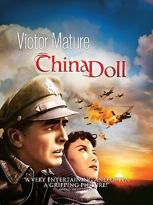 China Doll DEUTSCHE TONSPUR!!! MIT VICTOR MATURE!!!
