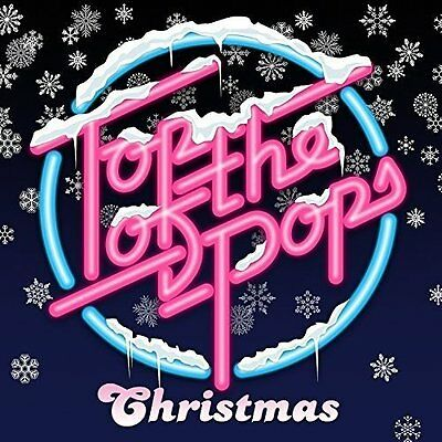 TOP OF THE POPS CHRISTMAS 2016 37-track 2-CD NEW/SEALED Xmas Band Aid TOTP