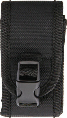 """Black Sheath with Button Release for Belt 2.25"""" x 2"""" x 4.5"""""""