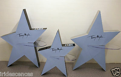 3 Présentoir Thierry MUGLER Amen 75x57cm angel men A*Men Stand-up plv collection