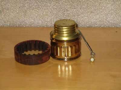 Miners  JUSTRITE Parts For  CARBIDE LAMPS - NEW/OLD STOCK