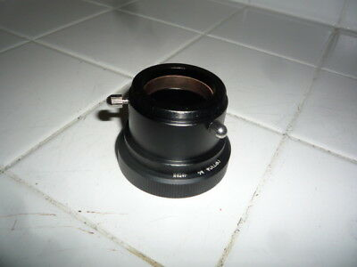 "Schmidt Cassegrain 1.25"" Visual Back with Prime Focus Photo Adapter"