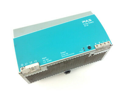 Puls SL20 Power Supply SL20.300 Stromversorgung Output: DC 24-28V 20A 480W 600W