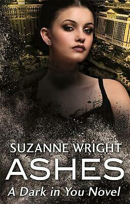 Ashes by Suzanne Wright Paperback Book Free Shipping!