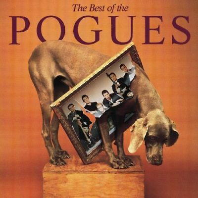 THE POGUES THE BEST OF THE POGUES CD (Greatest Hits) incl: Fairytale Of New York