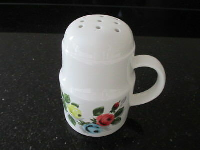 Cath Kidston - Vintage Style Ceramic Flour/Sugar Shaker - Painterly Rose Pattern