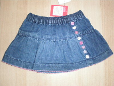 Marks & Spencer Rock , Baby Jeansrock     Gr.50,56,62,68,
