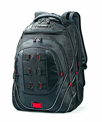 "Samsonite Tectonic PFT 17"" Laptop Backpack in Black"