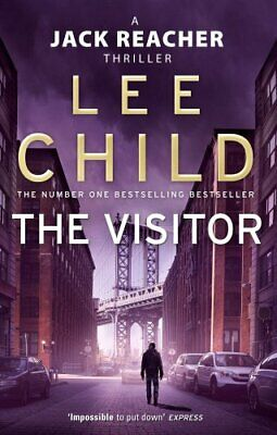 The Visitor: (Jack Reacher 4) by Child, Lee Book The Cheap Fast Free Post