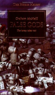 False Gods (The Horus Heresy) by McNeill, Graham Paperback Book The Cheap Fast
