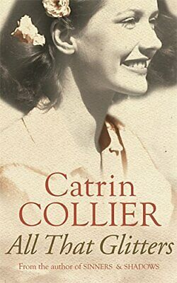 All That Glitters (Hearts of Gold) by Collier, Catrin Paperback Book The Cheap