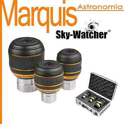 KIT OCULARI SKY PANORAMA 82° -SKYWATCHER  astronomia Marquis cod. SK-82EYE-KIT