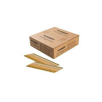 Fixman Pack Of 2500 2.9 x 50mm Galvanised Ring Paper Collated Nails - 672632