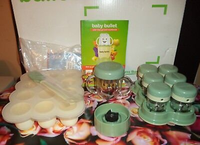 Baby Food Maker - Baby Bullet Baby Care System  Baby Blend Blade, Milling Blade