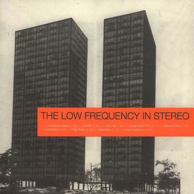 Low Frequency In Stereo - Low Frequency In Ste (Vinyl LP - 2016 - EU - Original)