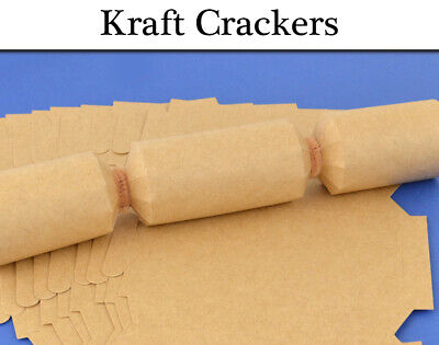 Kraft Make & Fill Your Own Cracker Making Craft Kits, Boards & Accessories